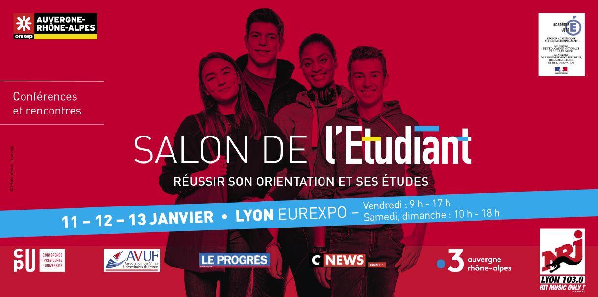 Accès à l'article L'ITII de Lyon au salon de l'Etudiant 2017