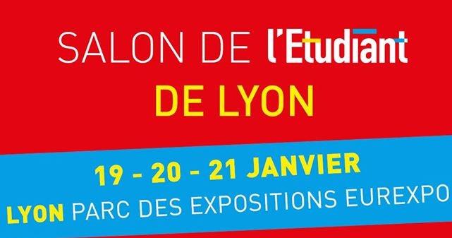 Accès à l'article L' ITII de Lyon au Salon de l'Etudiant 2018