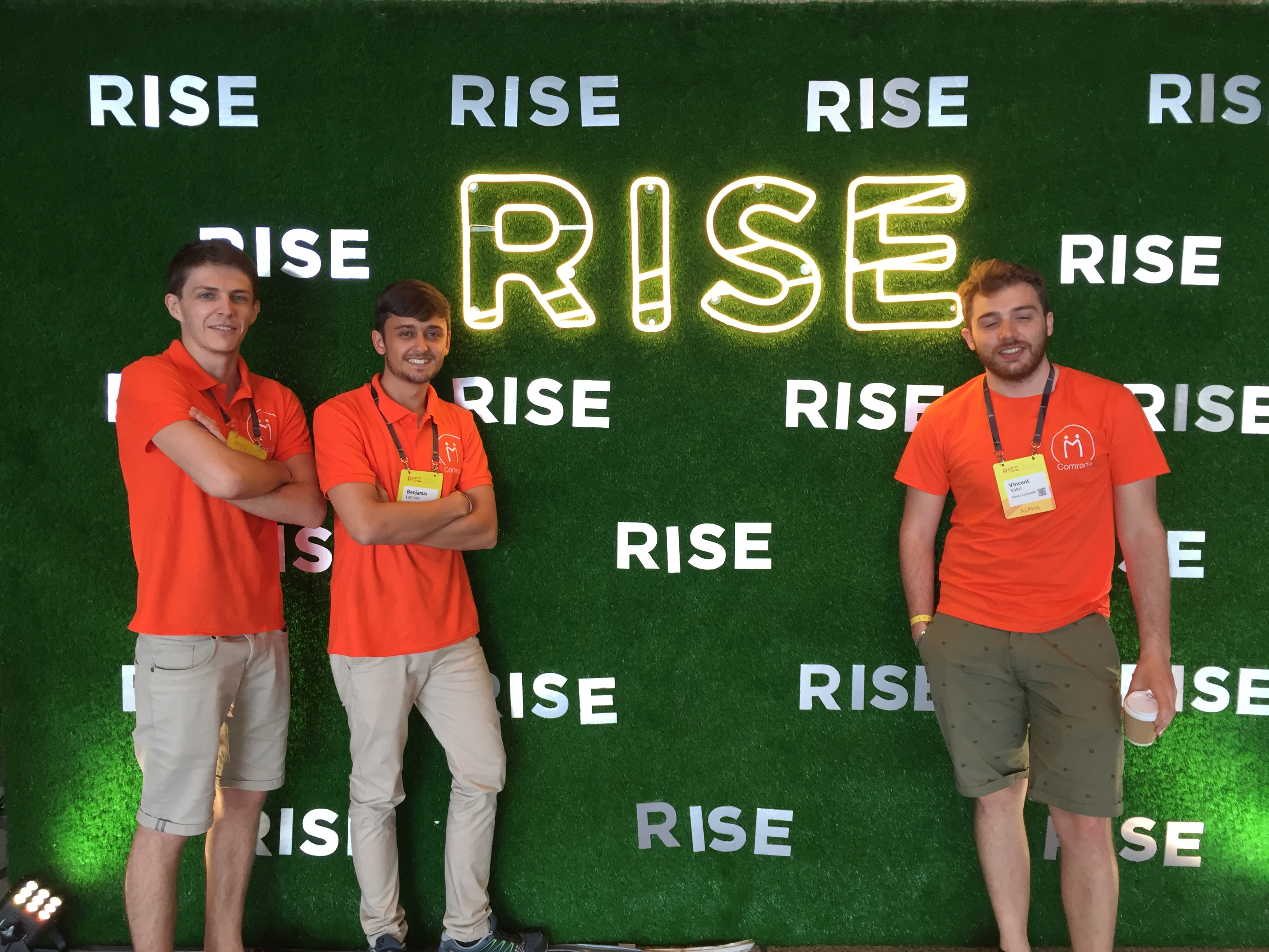 Accès à l'article Trois apprentis IRC CPE Lyon à Hong Kong !